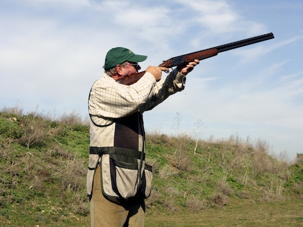 Clay Pigeon Shooting Scarborough, North Yorkshire